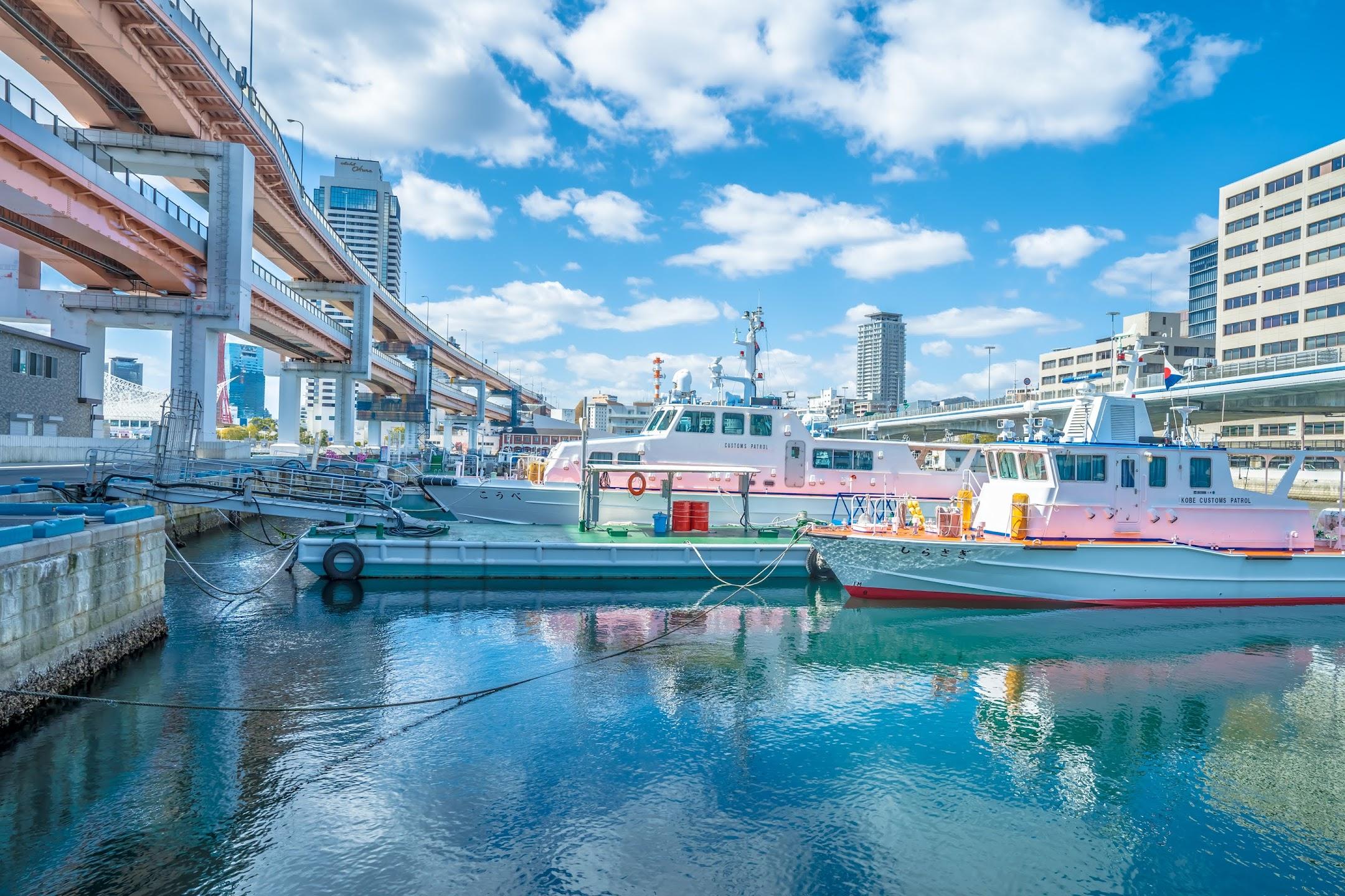 Kobe boat1