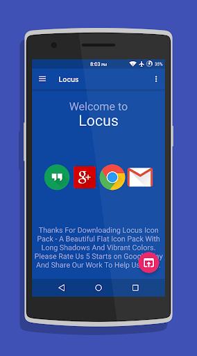 Locus Icon Pack Beta