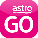 Astro GO - Watch TV Shows, Movies & Sports LIVE Icon