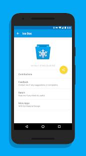 Ice Box - Apps freezer Screenshot