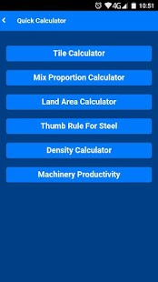 Civil Quantity Estimator- screenshot thumbnail