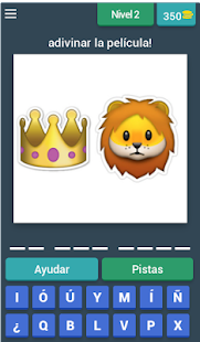 Adivina la Pelicula con Emoji - náhled