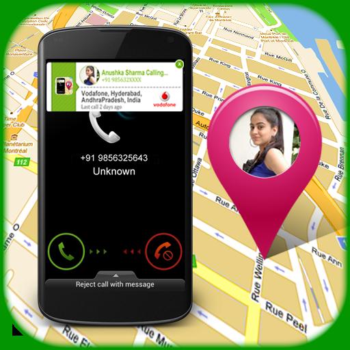 Caller ID & Number Locator 通訊 App LOGO-APP開箱王