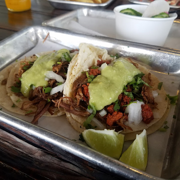 Photo from Hunger Street Tacos