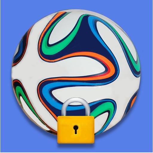 足球屏幕锁定 娛樂 App LOGO-硬是要APP