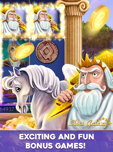 Vegas Slots Galaxy: Casino Slot Machines Screenshot