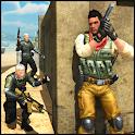 Real Commando Shoot Mission - Fun Shooting Games icon