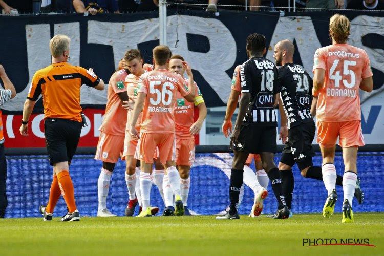 Charleroi offre deux buts et trois points à Anderlecht