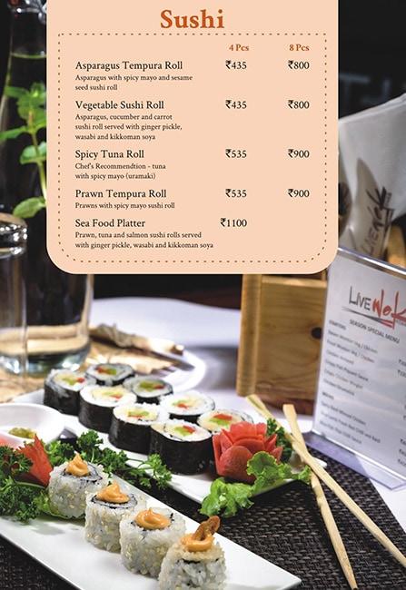 Live Wok menu 3