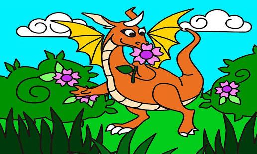 Zeichnung für Kinder - Drache – Apps bei Google Play