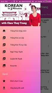 Learn Korean with Chau Thuy Trang - náhled