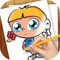 Learn to Draw Little Einsteins icon