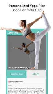 Yoga daily workout, Daily Yoga, Free Yoga workout Apk  Download For Android 3