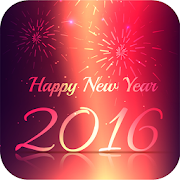 New Year 2016 Greeting Cards
