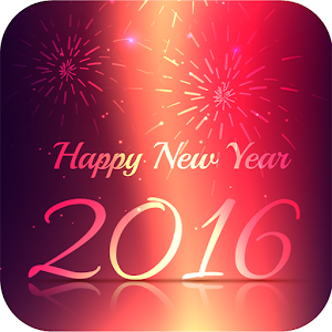 New Year 2016 Greeting Cards for PC and MAC