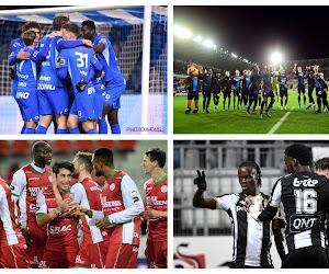 Wat als ... competitie nu eindigt? Dan zien play-off 1, 2 en 3 er zo uit en krijgt Anderlecht Eupen en Beerschot voor de kiezen!