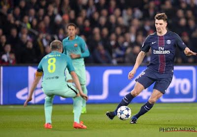 Thomas Meunier exclut une qualification du FC Barcelone