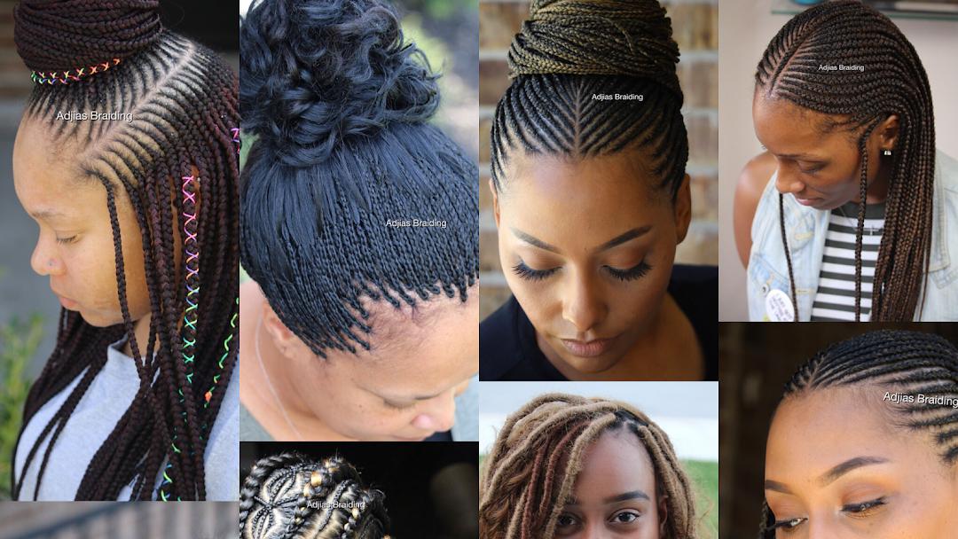adjia s hair braiding hair braiding salon in san antonio