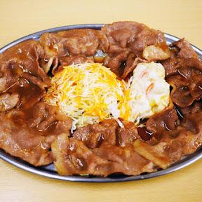 【メシウマグルメ】餃子の名店で究極ともいえる生姜焼き定食に出会ってしまった / 餃子の餃天