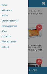 Kitchen Kart - shop kitchen appliances - náhled