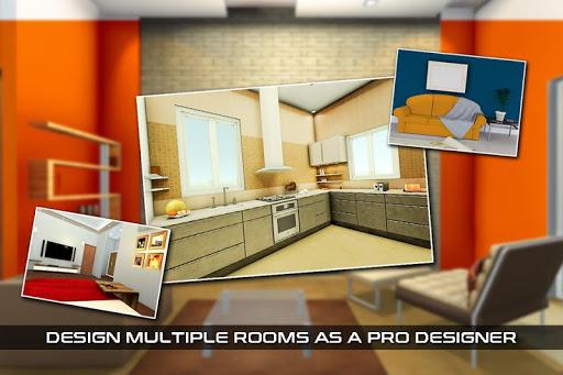 House Design 3D - Home Interior Design Games