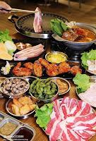 韓朝韓式料理