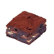 Choc Macadamia Brownie (GF)