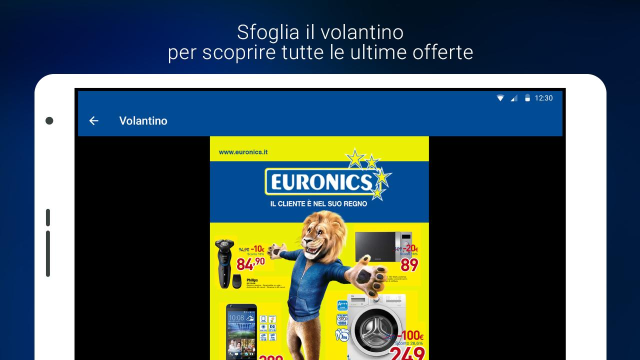Euronics- screenshot