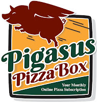 Pigasus Pizza Box logo