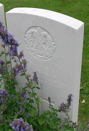 Alexander Robert Taylor grave