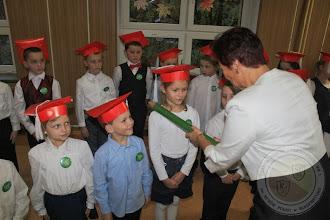 Photo: Ślubowanie klas I (14.10)