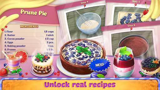 Bake a Cake Puzzles & Recipes screenshots 3