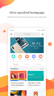 App Mi Community - Xiaomi Forum APK for Windows Phone