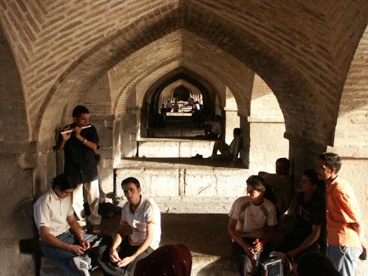 Il flauto di Isfahan di Samaja