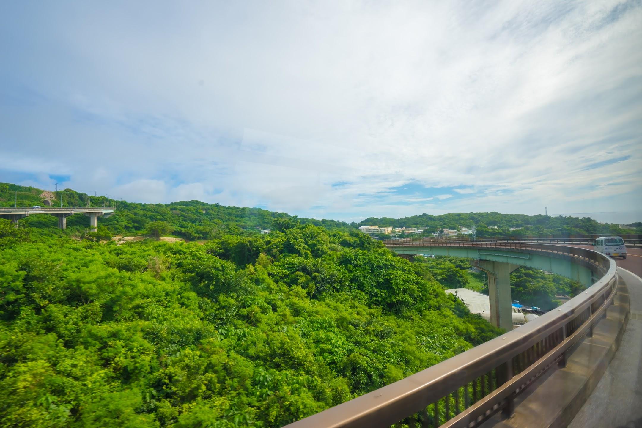 Okinawa Nirai-kanai bridge2