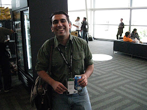 Photo: Robin Kohli, EJunkie, an innovative Google Checkout developer