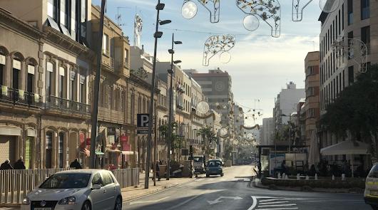 Comienza 'Rondas por Almería', una serie de quince paseos navideños