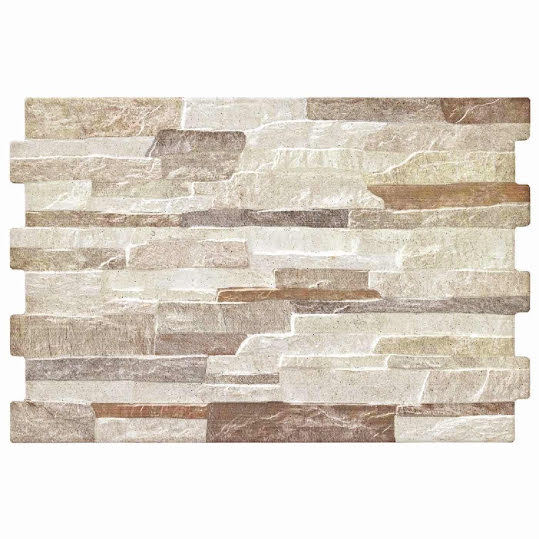 Kakel Brick Mix Matt 34x50