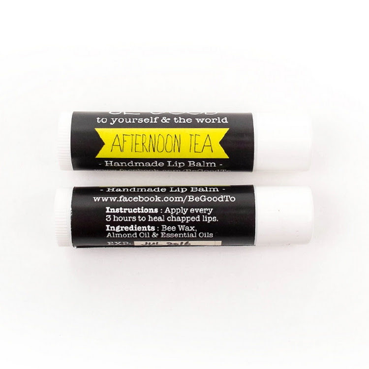 Lip Balm - Afternoon Tea