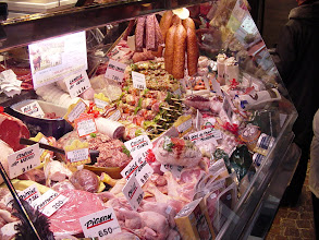 Photo: Any doubt of the freshness of the meat at this boucherie?