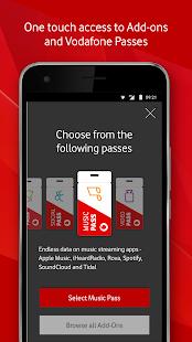 App My Vodafone New Zealand APK for Windows Phone