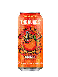 Logo of The Dudes' Blood Orange Amber