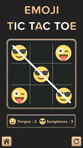 Tic Tac Toe For Emoji apklade screenshots 1