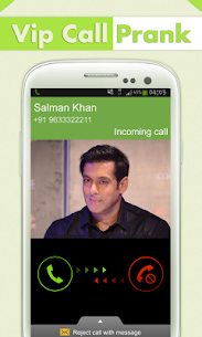 Vip Call Prank App Download For Android and iPhone 6