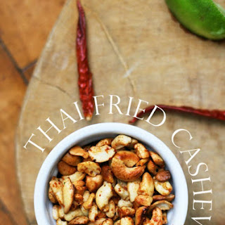 Thai Fried Cashews