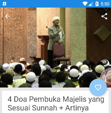 Download Doa Pembuka Majlis Lengkap Dengan Tatacara Apk