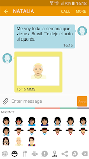 Latino Emoji- screenshot thumbnail