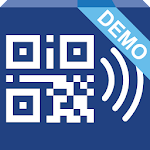Wireless Barcode-Scanner, Demo Icon