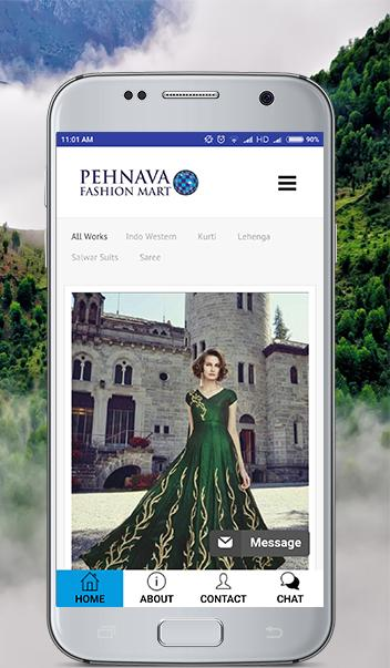 Pehnava Fashion Mart- screenshot