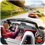 Speed Traffic Highway Car Racer: Motorsport Racing Icon